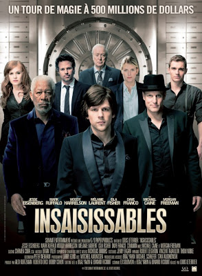 Now You See Me French Poster