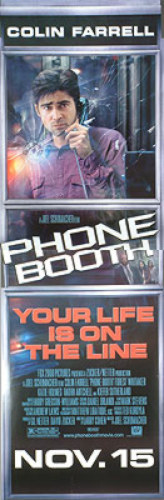 Poster for the movie Phone Booth