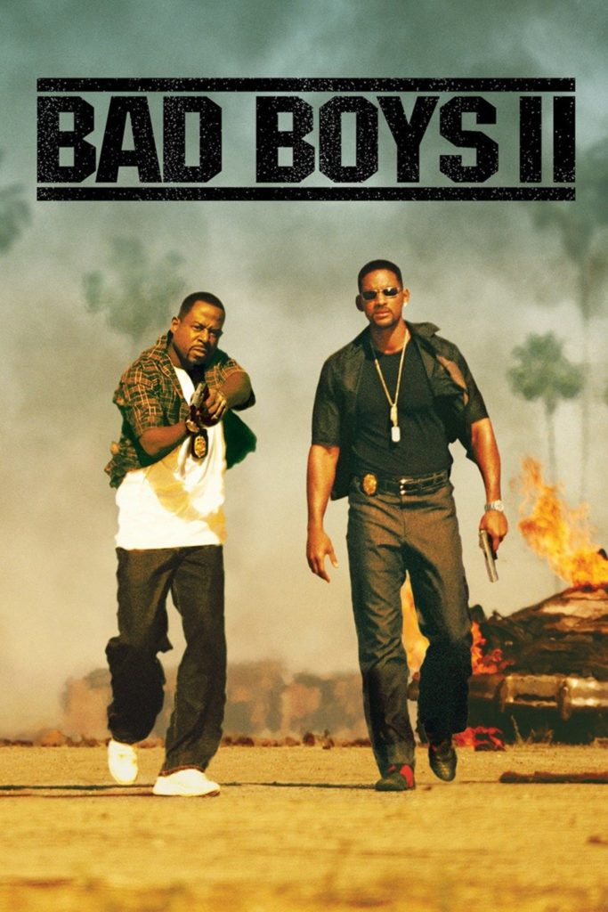 Bad Boys.2 Movie Posterr