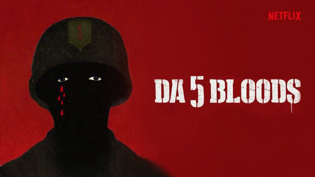 da 5 bloods movie poster