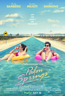 palm springs movie poster