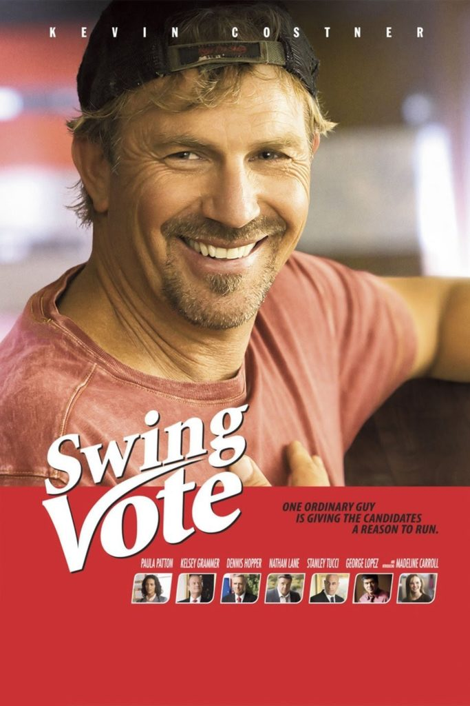 Swing vote movie poster